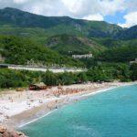 Пляж Будва