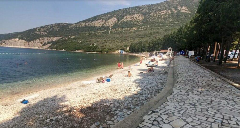 Пляж Валдонас